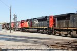 CN 2547, CN 8919, CN/IC 9639, CN 2154, & CN 2258  - Canadian National